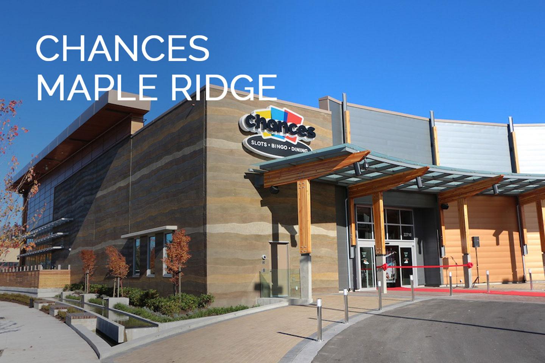 Chances Casino Maple Ridge