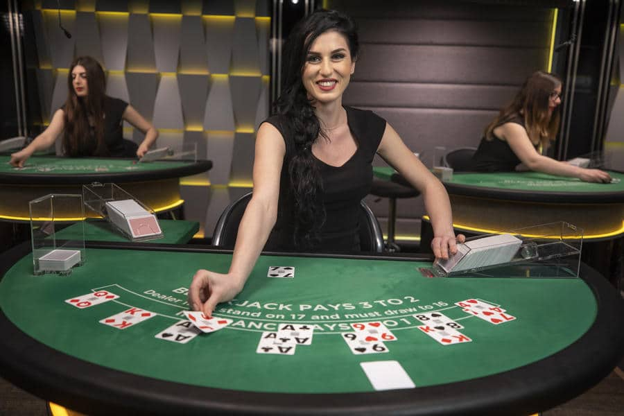 Best Live Online Casino
